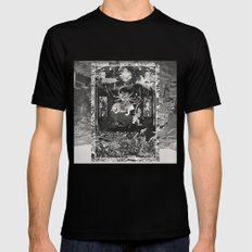 The Void Tigers' Last Smiling Crawl Towards A Long Dead God Mens Fitted Tee MEDIUM Black