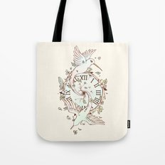 The Time We Have Tote Bag