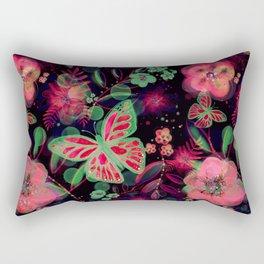 Autumnbutterfly Rectangular Pillow