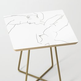 Connected Side Table