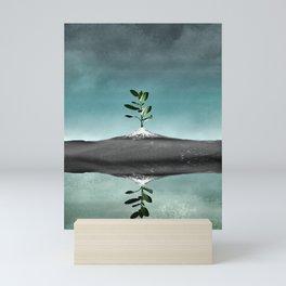 Dramatic scenario Mini Art Print