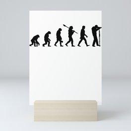 Photographer Mini Art Print