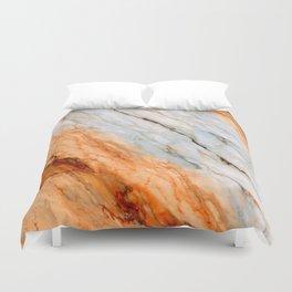Marble Texture 2B Duvet Cover