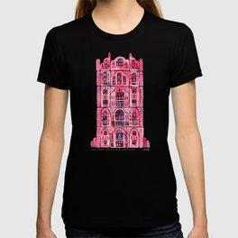 Hawa Mahal – Pink Palace of Jaipur, India T-shirt