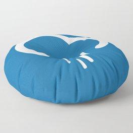 Downpour - Better Weather Floor Pillow