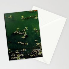 Afternoon At The Pond Stationery Cards