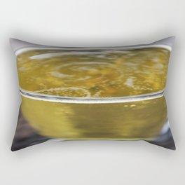 Beer Anyone? Rectangular Pillow