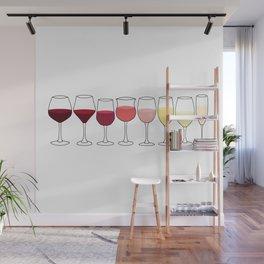 Wine Wall Mural