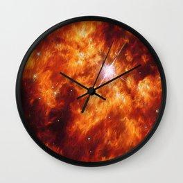 Cosmic Couple Wall Clock