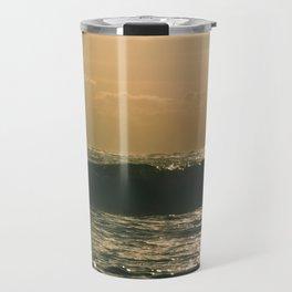 Atlantic Ocean Waves 4159 Travel Mug