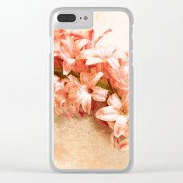 A Springtime Impression Clear iPhone Case