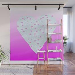 Multitude Love Wall Mural