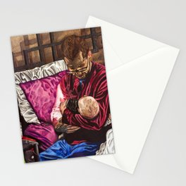 Father & Son Stationery Cards