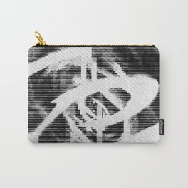(Mono)chrome Carry-All Pouch