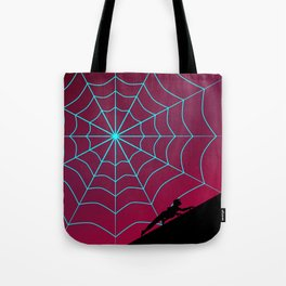 Spider Twilight Series - Spider-Gwen Tote Bag