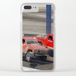 So you like to play golf on Weekends?  That's NICE. Clear iPhone Case