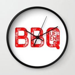 BBQueen - Living Hell Wall Clock