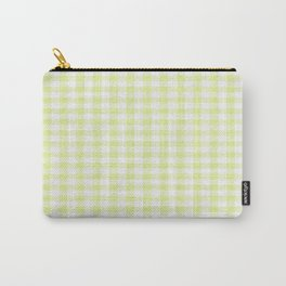 Cactus Garden Gingham 2 Carry-All Pouch