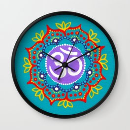primordial sound Wall Clock