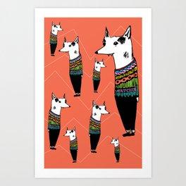 TJOFF Art Print