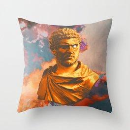 Yagur Throw Pillow