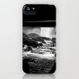 Waterfall Bridge iPhone Case