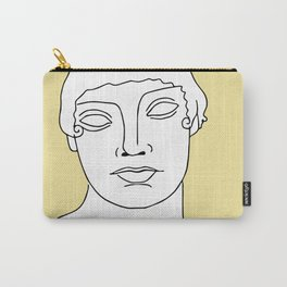 Blonde Boy Carry-All Pouch