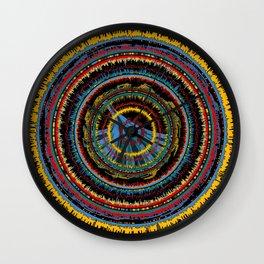 genome mosaic 14-1 Wall Clock