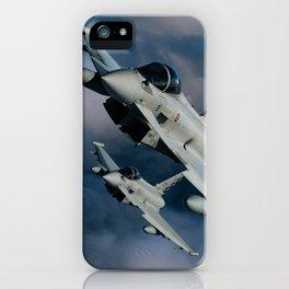 Eurofighters iPhone Case