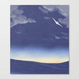 Before the dawn | Miharu Shirahata Canvas Print