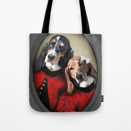 Hound Love Tote Bag