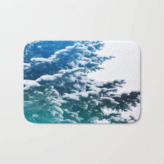 Evergreen Bath Mat