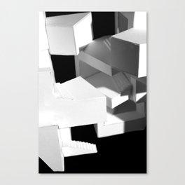 Building Blocks Canvas Print