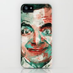 Mr Bean iPhone (5, 5s) Slim Case