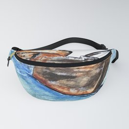 Wrecked Shipper Fanny Pack