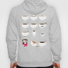 Know Your Coffees Hoody