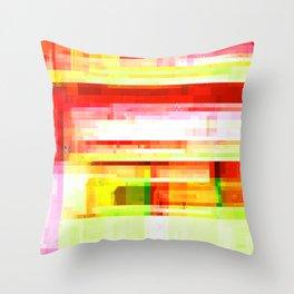 Hex VII Throw Pillow
