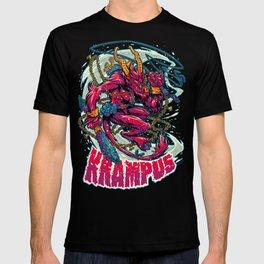 BEWARE THE KRAMPUS T-shirt