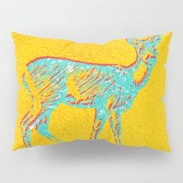 Deer Mind Pillow Sham