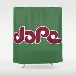 Dope Philly Shower Curtain