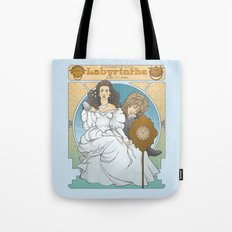 Labyrinthe Tote Bag