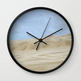 Northland Sand Dune Wall Clock