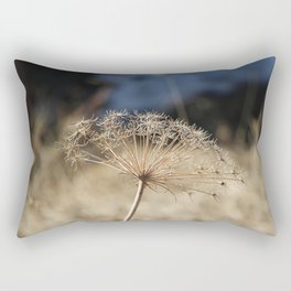 Nature in the French Alps Rectangular Pillow
