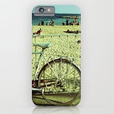 Bicycle by the Beach Slim Case iPhone 6s