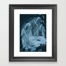 Ondina Framed Art Print