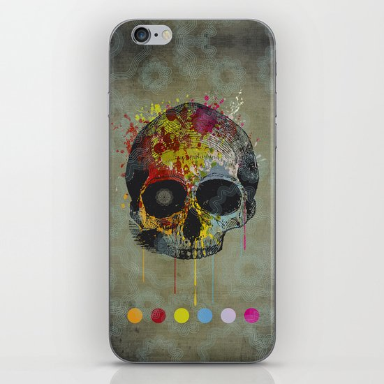 Smile, it's going to happen someday iPhone & iPod Skin