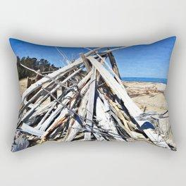 Beachwood Shelter Rectangular Pillow