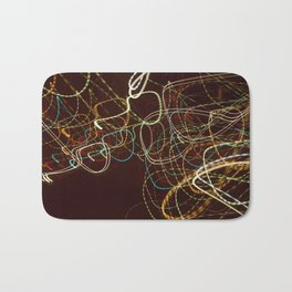 Lights Bath Mat