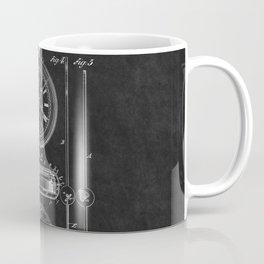 Stopwatch Patent 2 Coffee Mug