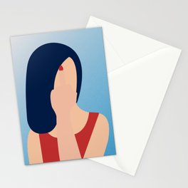 Mother fucking asshole Stationery Cards